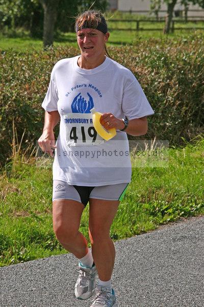 bib419 Thornbury Running Club - Oldbury 10 Jeff Arthur