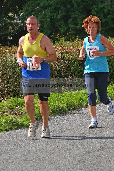 NOCAPTION Thornbury Running Club - Oldbury 10 Jeff Arthur