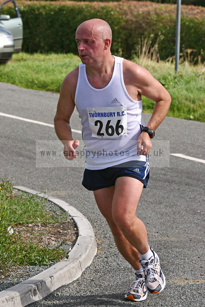 bib266 Thornbury Running Club - Oldbury 10 Jeff Arthur