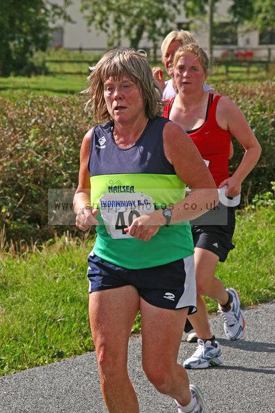 bib40 Thornbury Running Club - Oldbury 10 Jeff Arthur
