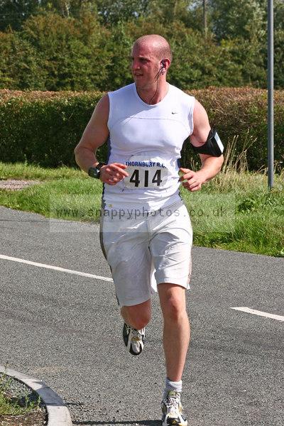 bib414 Thornbury Running Club - Oldbury 10 Jeff Arthur