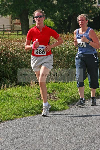 bib386 Thornbury Running Club - Oldbury 10 Jeff Arthur
