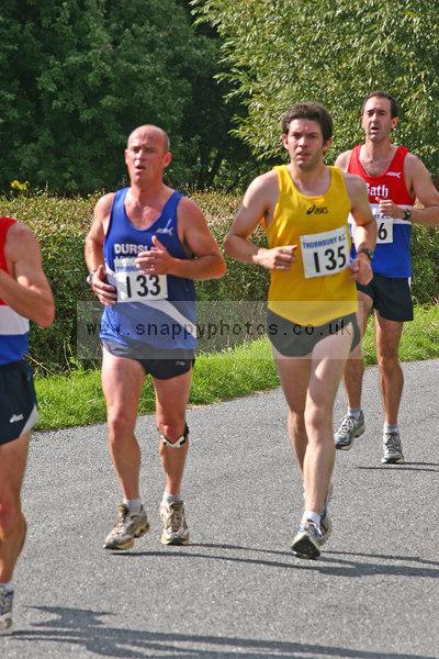 bib133 bib135 Thornbury Running Club - Oldbury 10 Jeff Arthur