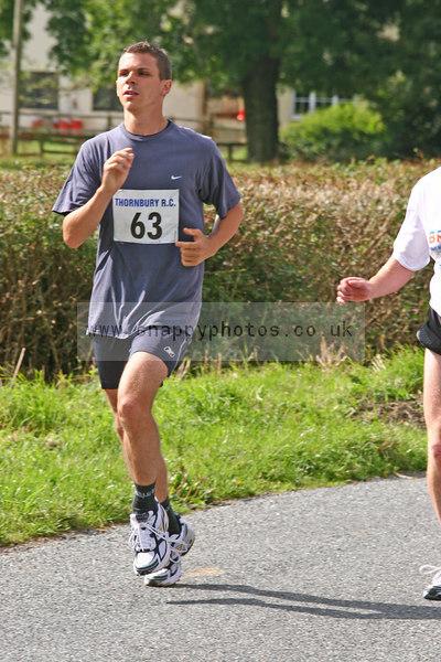 bib63 Thornbury Running Club - Oldbury 10 Jeff Arthur