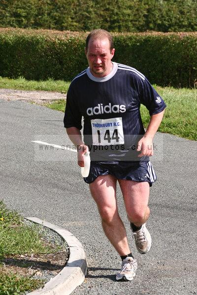 bib144 Thornbury Running Club - Oldbury 10 Jeff Arthur