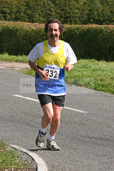bib332 Thornbury Running Club - Oldbury 10 Jeff Arthur