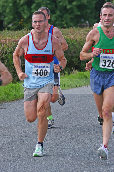 bib400  bib326 Thornbury Running Club - Oldbury 10 Jeff Arthur