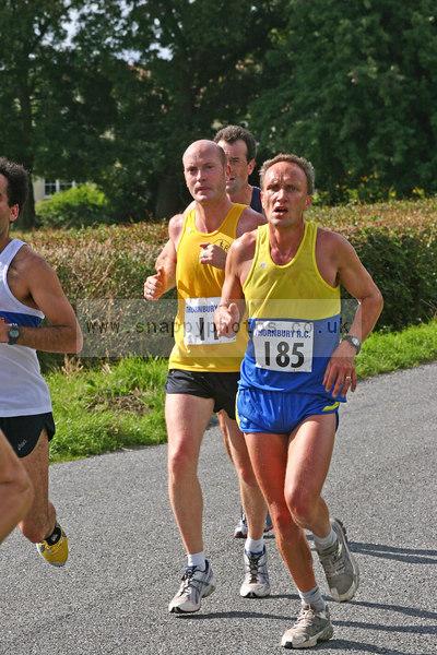 bib185 bib11 Thornbury Running Club - Oldbury 10 Jeff Arthur
