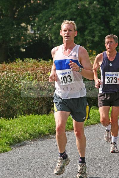bib403  bib373 Thornbury Running Club - Oldbury 10 Jeff Arthur