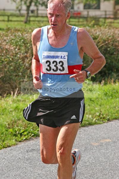bib333 Thornbury Running Club - Oldbury 10 Jeff Arthur