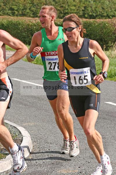 bib165 bib278 Thornbury Running Club - Oldbury 10 Jeff Arthur