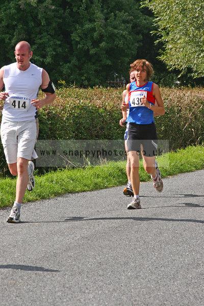 bib414 bib435 Thornbury Running Club - Oldbury 10 Jeff Arthur