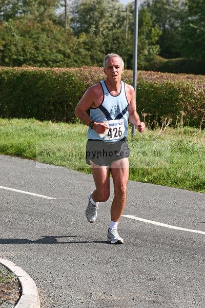bib426 Thornbury Running Club - Oldbury 10 Jeff Arthur