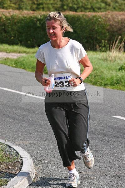 bib233 Thornbury Running Club - Oldbury 10 Jeff Arthur