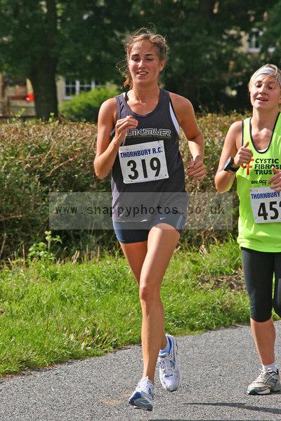 bib319 bib452 Thornbury Running Club - Oldbury 10 Jeff Arthur
