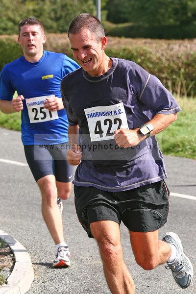 bib422 bib251 Thornbury Running Club - Oldbury 10 Jeff Arthur