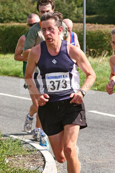 bib373 Thornbury Running Club - Oldbury 10 Jeff Arthur