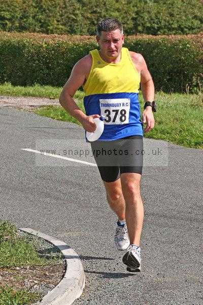 bib378 Thornbury Running Club - Oldbury 10 Jeff Arthur