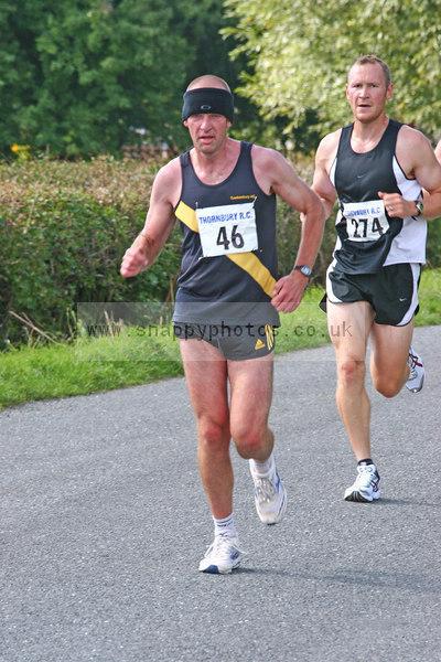 bib46 bib274 Thornbury Running Club - Oldbury 10 Jeff Arthur