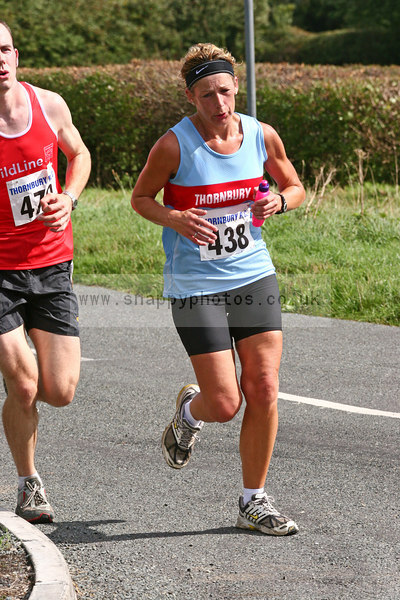 bib438 Thornbury Running Club - Oldbury 10 Jeff Arthur