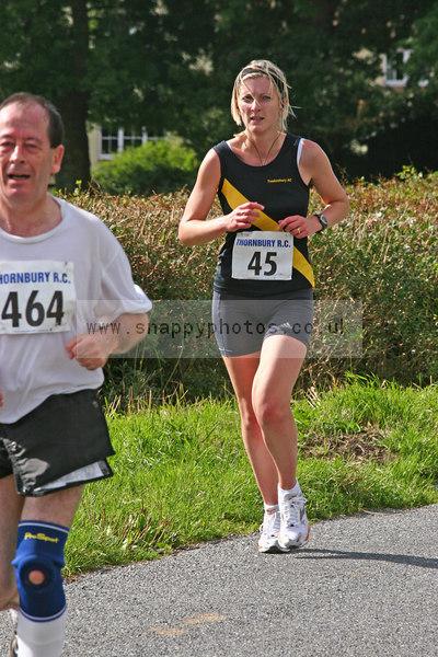 bib464 bib45 Thornbury Running Club - Oldbury 10 Jeff Arthur