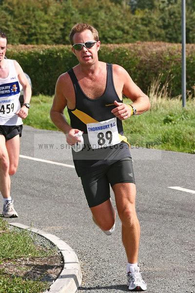 bib89 Thornbury Running Club - Oldbury 10 Jeff Arthur