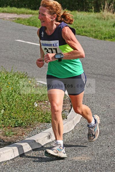 bib377 Thornbury Running Club - Oldbury 10 Jeff Arthur