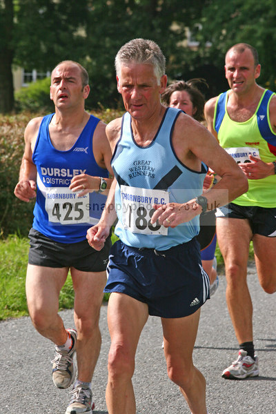 bib425 bib188 Thornbury Running Club - Oldbury 10 Jeff Arthur
