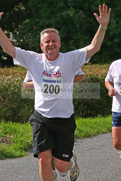 bib200 Thornbury Running Club - Oldbury 10 Jeff Arthur