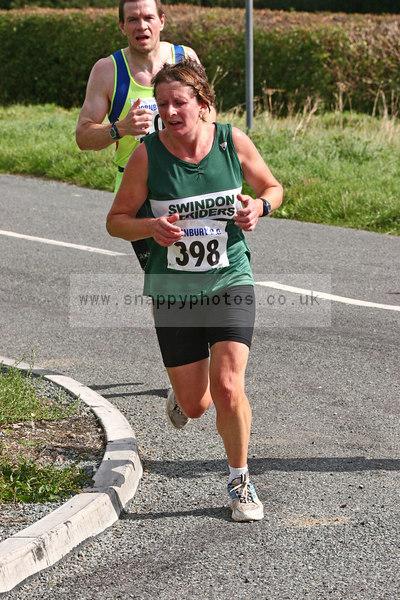 bib398 Thornbury Running Club - Oldbury 10 Jeff Arthur