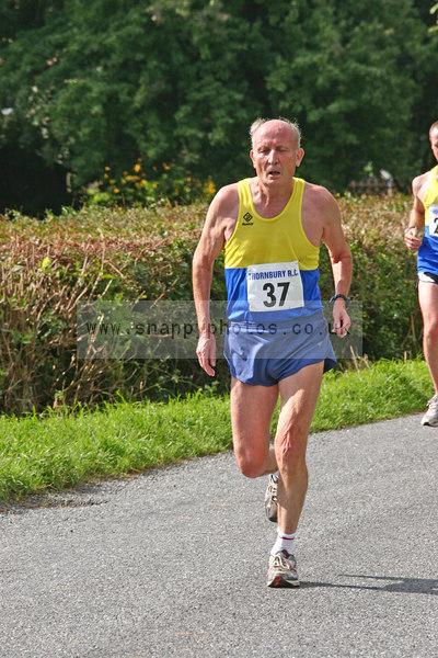 bib37 Thornbury Running Club - Oldbury 10 Jeff Arthur