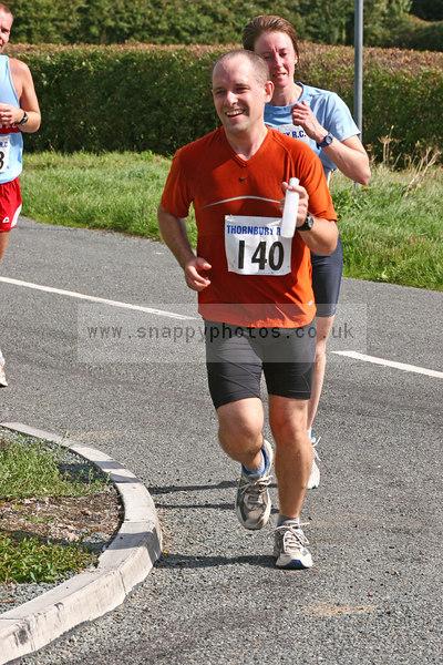 bib140 Thornbury Running Club - Oldbury 10 Jeff Arthur