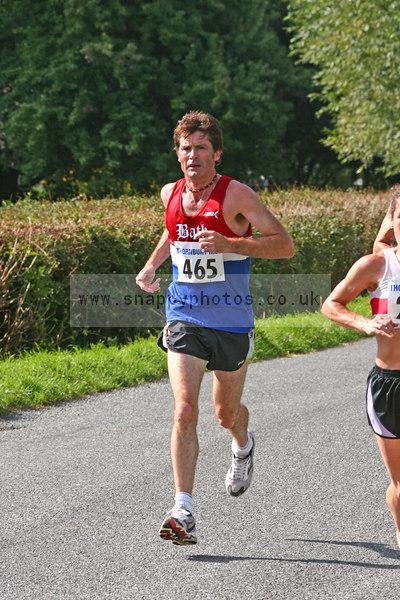 bib465 Thornbury Running Club - Oldbury 10 Jeff Arthur