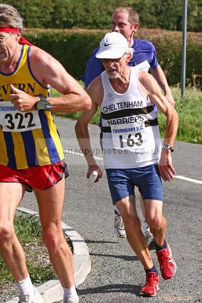 bib322 bib163 Thornbury Running Club - Oldbury 10 Jeff Arthur