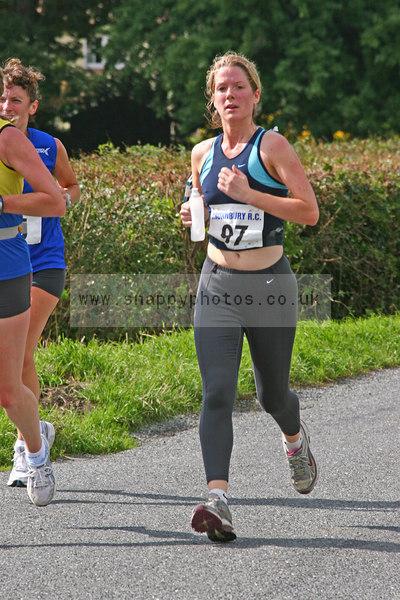 bib97 Thornbury Running Club - Oldbury 10 Jeff Arthur