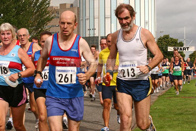 bib261 bib213 bib377 Thornbury Running Club - Oldbury 10 Jeff Arthur
