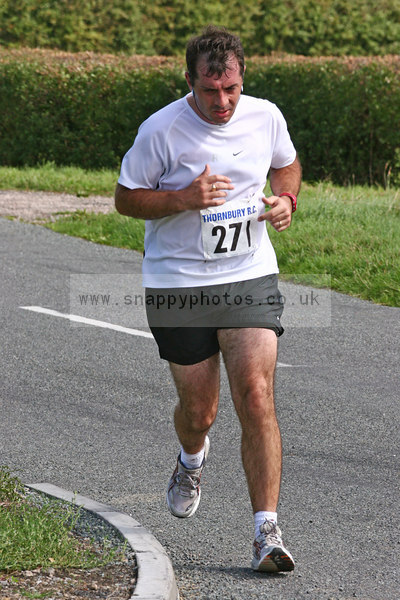 bib271 Thornbury Running Club - Oldbury 10 Jeff Arthur