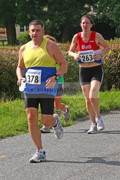 bib378 bib263 Thornbury Running Club - Oldbury 10 Jeff Arthur