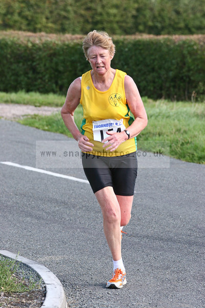 bib154 Thornbury Running Club - Oldbury 10 Jeff Arthur