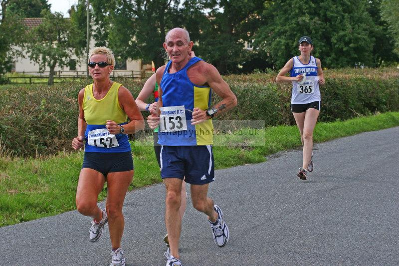 bib152 bib153 bib365 Thornbury Running Club - Oldbury 10 Jeff Arthur