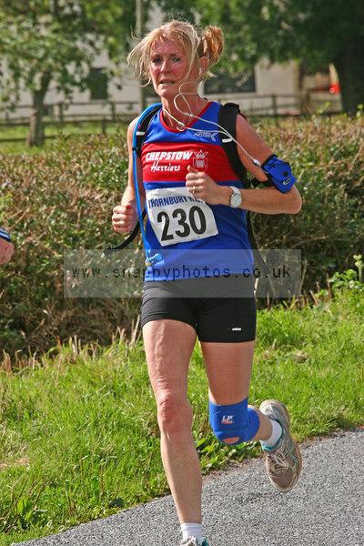 bib230 Thornbury Running Club - Oldbury 10 Jeff Arthur