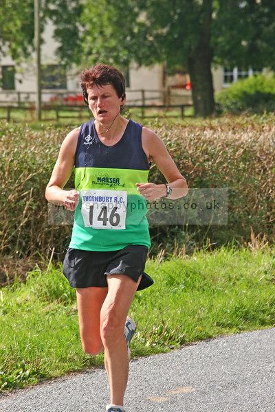 bib146 Thornbury Running Club - Oldbury 10 Jeff Arthur