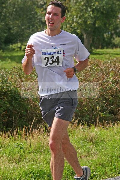 bib234 Thornbury Running Club - Oldbury 10 Jeff Arthur