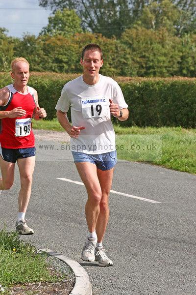 bib19 bib193 Thornbury Running Club - Oldbury 10 Jeff Arthur