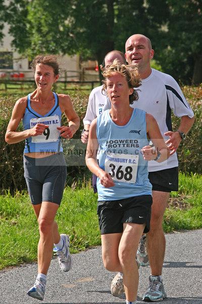 bib9 bib368 Thornbury Running Club - Oldbury 10 Jeff Arthur