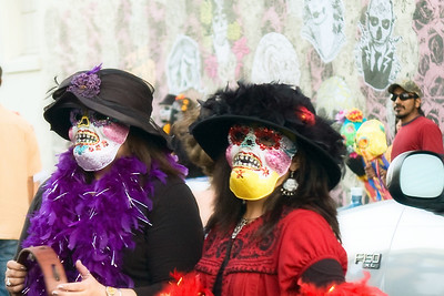 Day of the Dead Parade  031