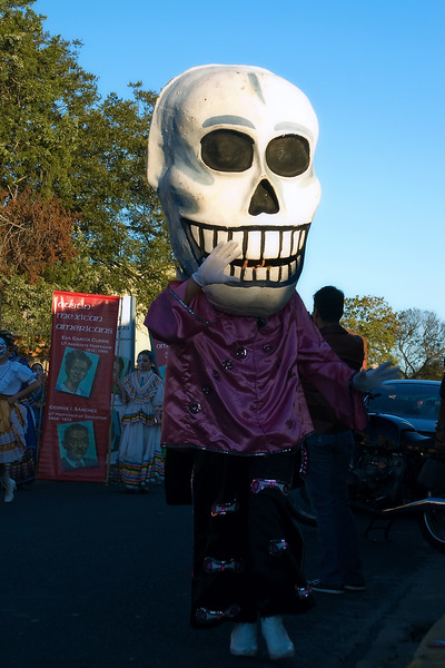 Day of the Dead Parade  009