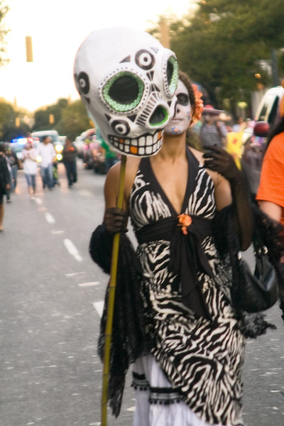 Day of the Dead Parade  022