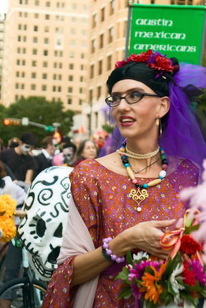 Day of the Dead Parade  027