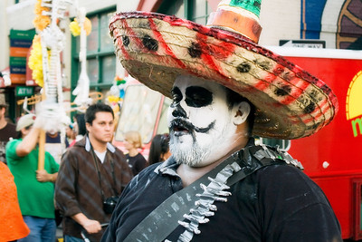 Day of the Dead Parade  034
